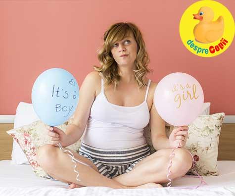 Erorile ecografiei la aflarea sexului bebelusului - jurnal de sarcina