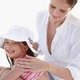 Protectie solară pentru pielea copilului tău