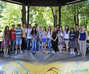 EUROLIIS  - un proiect cu tineri, despre tineri, pentru tineri