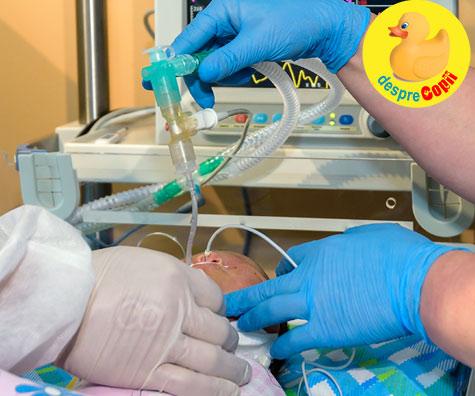 Nasterea la Ramnicu Valcea: prima nastere nu a fost o experienta placuta - povestea nasterii bebelusului meu
