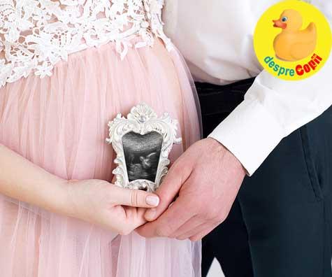 A venit momentul ca familia sa afle despre bebe - jurnal de sarcina