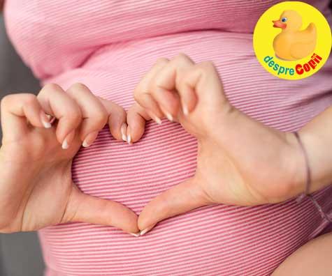 Inca o saptamana si ne intalnim: familia din viata lui bebe - jurnal de sarcina