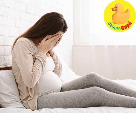 Cand familia nu iti este aproape in sarcina - jurnal de sarcina