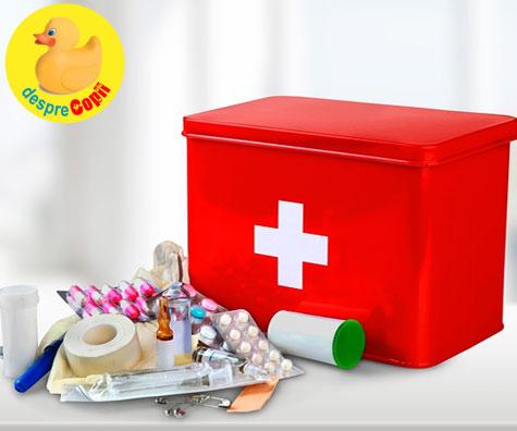 Farmacia de voiaj a familiei: iata ce trebuie sa contina