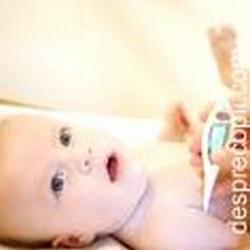 Febra la bebelus