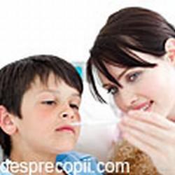 Cum se dau corect copilului medicamentele impotriva febrei (antitermice)