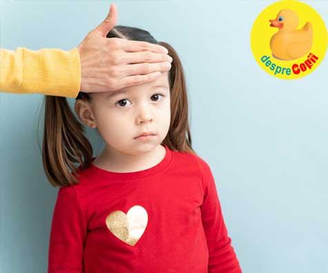 5 lucruri de stiut despre febra la copil si ce sa faci - sfaturi de la un tatic pediatru