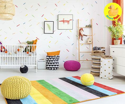 Sfaturi Feng Shui pentru camera bebelusului
