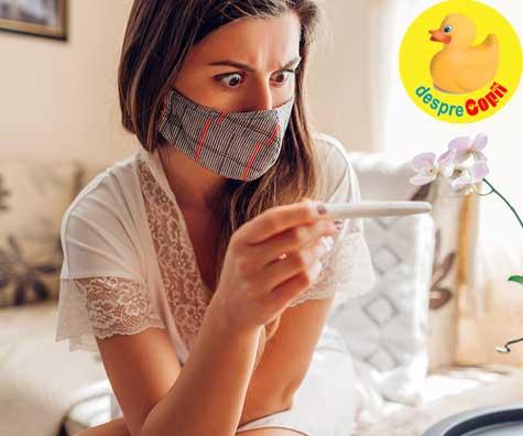 Efectul pandemiei asupra fertilitatii. Cum raman insarcinata? 6 sfaturi utile.