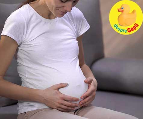 La primul bebe: fericire dar si teama - jurnal de sarcina