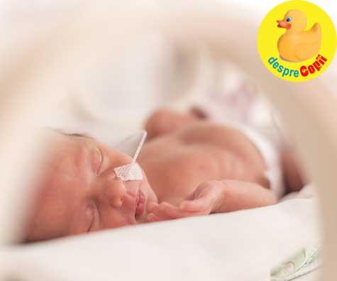 Fiecare imbratisare va face mai puternici - o campanie pentru combaterea mortalitatii infantile