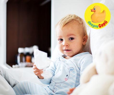 FITONASAL Pediatric - Ofera libertate respiratiei bebelusului