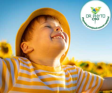 Alergiile sezoniere la copii - o abordare naturala cu ajutorul fitoterapiei