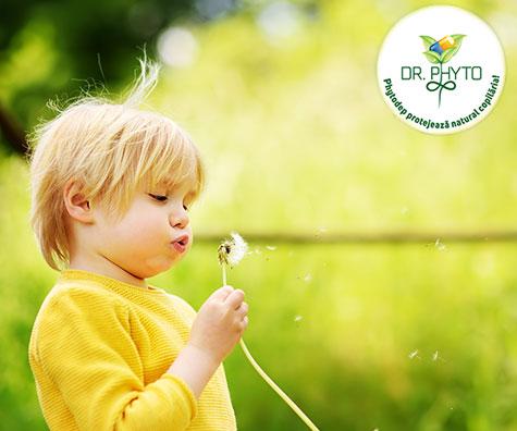 5 plante pe care le regasesti in produsele pentru copii