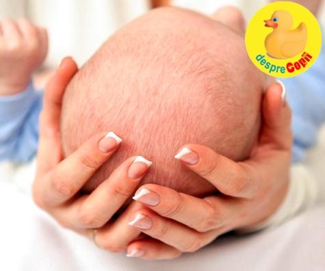 Fontanelele la bebelusi: cand se inchid si ce pot semnala