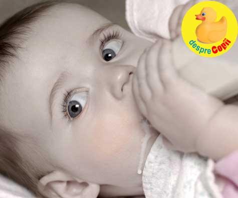 Lipsa alaptarii si alimentatia nesanatoasa ar putea fi o bomba cu ceas pentru sanatatea viitoare a bebelusilor