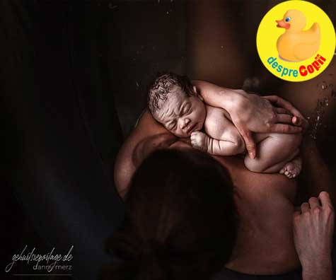 Frumusetea nasterii: fotografii uluitoare care surprind puterea travaliului si primele minute de viata