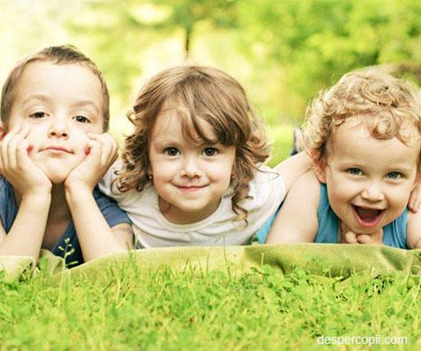 Sindromul copilului mijlociu