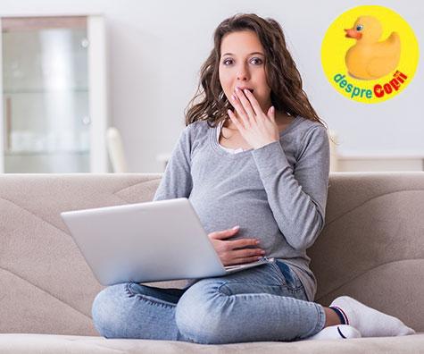 Secrete care pot ajuta o graviduta sa scape de frica de nastere
