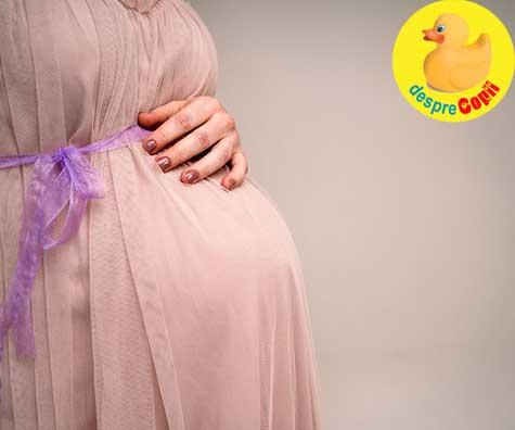 Fricile si spaimele mele in sarcina - jurnal de sarcina