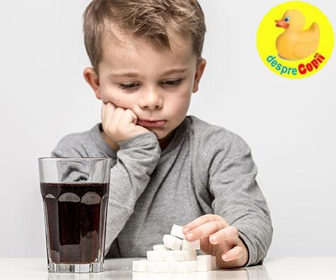 Cum afecteaza fructoza comportamentul copiilor