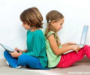 Cum previi dependenta de gadgeturi a copilului tau?