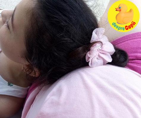 Ganduri de mamica pentru a doua oara - jurnal de sarcina