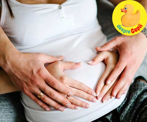 Riscul de avort spontan este influentat de sanatatea tatalui. Iata de ce ambii parteneri definesc viata viitorului bebe