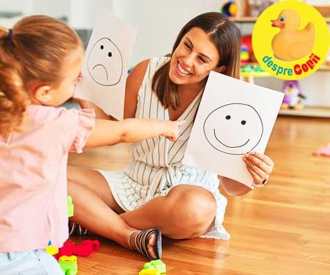 (P) Cum invatam copilul sa navigheze prin lumea emotiilor si sa-si invinga teama?