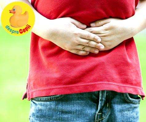 Giardoza la copil: simptome, tratament si preventie