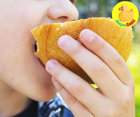 Simptomele intolerantei la gluten la copil