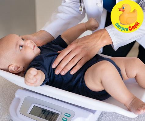 Cum interpretam graficele de crestere - ne explica medicul pediatru