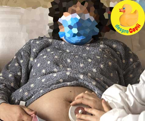 Decesul trist al unei gravide infectate cu COVID si bebelusul sau la 25 de saptamani