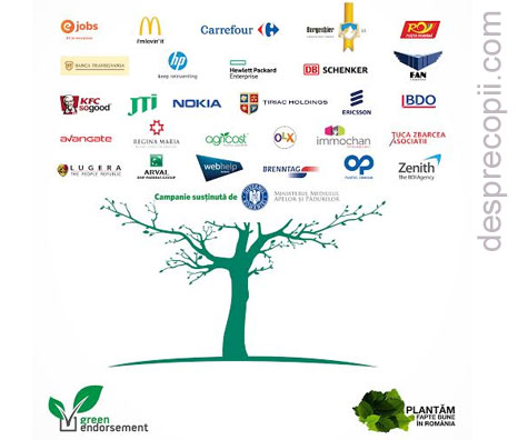Campania Green Endorsement, care transforma voluntariatul intr-un plus la angajare, sprijinita de Wild Carpathia