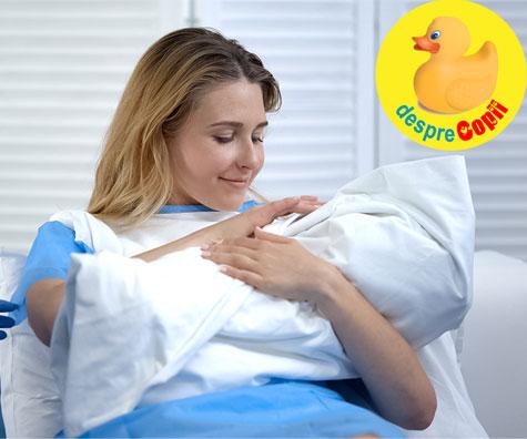 Esti insarcinata? 3 greseli pe care ai putea sa le eviti imediat dupa nasterea bebelusului