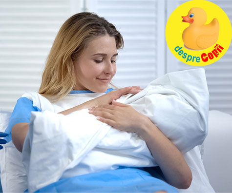 3 greseli pe care ai putea sa le eviti imediat dupa nasterea bebelusului