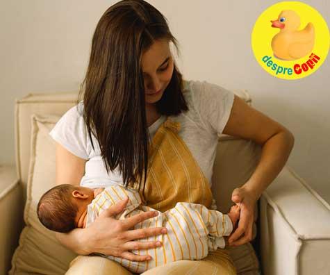 5 obiceiuri gresite in alaptare care afecteaza negativ bebelusul