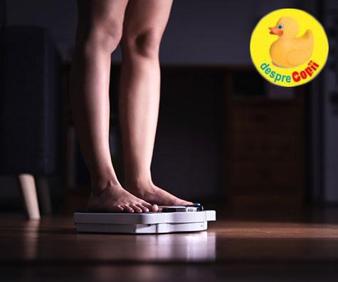 Pentru a trai mai mult, femeile trebuie sa aiba mereu greutatea de la 20 de ani