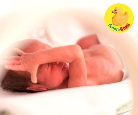 Restrictia de crestere intrauterina: la ce sa te astepti daca bebe a avut un retard de crestere in timpul sarcinii