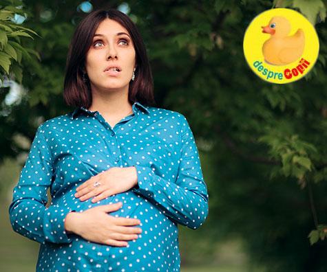 10 griji din timpul sarcinii si raspunsuri care te vor linisti