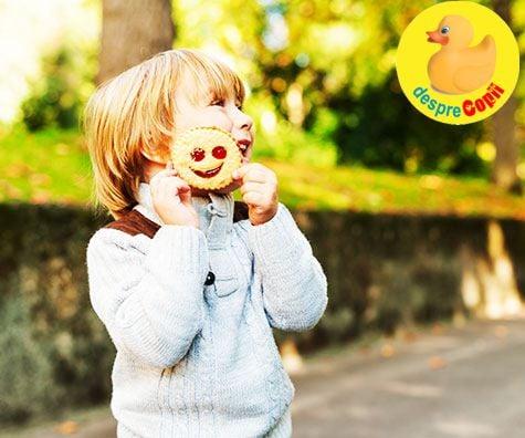 17 retete de gustari sanatoase pentru copii