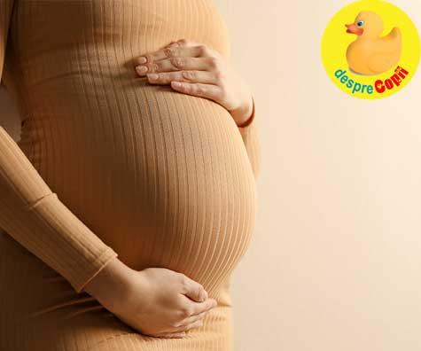 Saptamana 26: mi-am cumparat haine de gravida - jurnal de sarcina