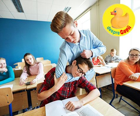 Hartuirea intre copii se reflecta in problemele de sanatate mentala mai tarziu