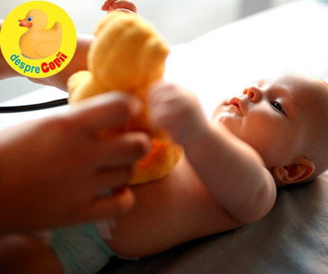 Hernia inghinala la copil