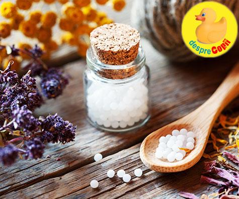 Homeopatia - ce trebuie sa stii