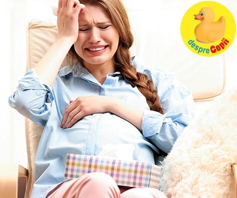 Hormonii de sarcina. Fabrica de emotii si energie a sarcinii  - ghid complet