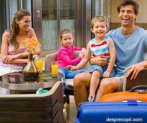 Top 25 de hoteluri pentru familii