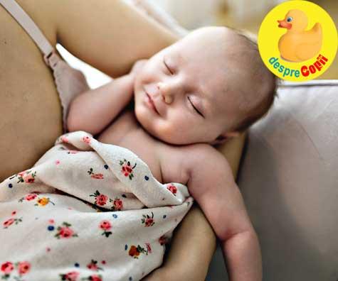 Greselile mamicilor de bebelusi nou-nascuti: iata cat de des trebuie hraniti bebelusii si de ce