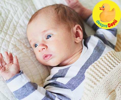 Cat creste bebelusul in greutate si lungime in prima luna de viata? Iata care sunt valorile medii si ce trebuie urmarit.