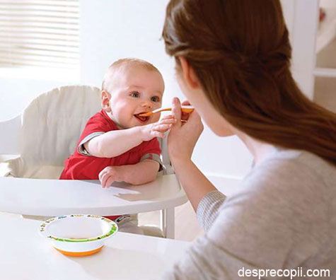 Importanta alimentatiei sanatoase pentru copii